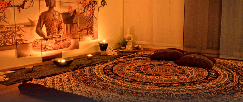 Für paare massage tantra Tantra für