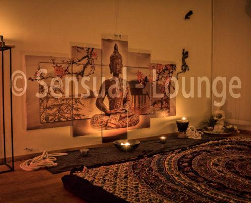 erotische Massagen in sinnlicher atmosphäre in der Sensual Lounge in Zürich