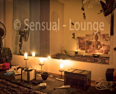 erotische Massagen in sinnlicher atmosphäre